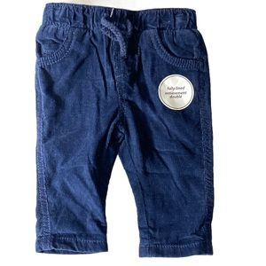 George Pants Baby Fully Lined Pull On Blue 0-3 M